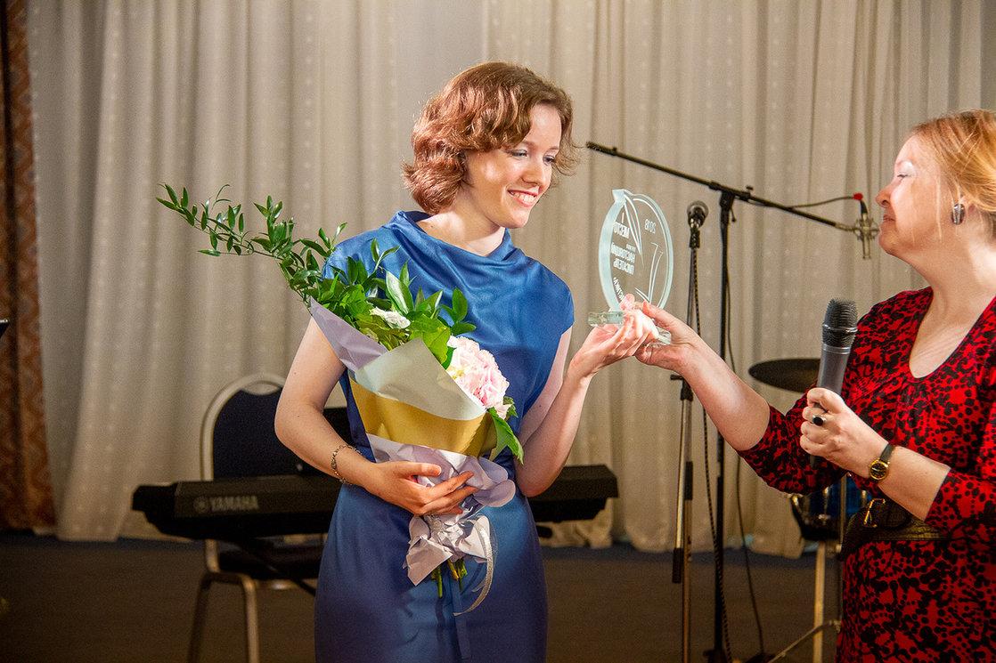Фотоотчёт премии «Новая Фантастика 2»