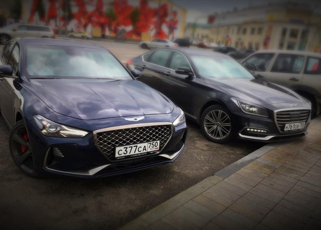 Как «Новая фантастика 2018» ездила на машинах за 10 млн рублей?