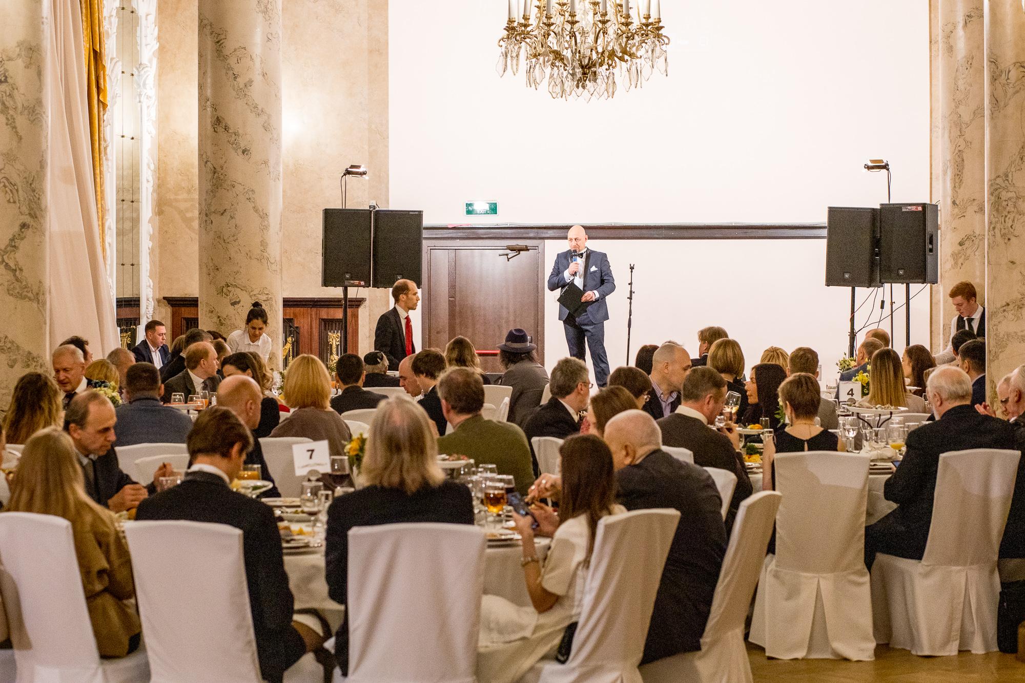 Фотоотчёт благотворительного ужина ABLE 2019